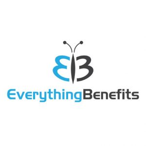 Logo for EverythingBenefits, a PROWORK partner.